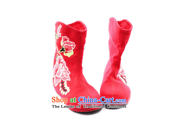 Is small and the old Beijing shoes of ethnic peony embroidery increased within the girl bootsZCA, H02Green36 pictures, prices, brand platters! The elections are supplied in the national character of distribution, so action, buy now enjoy more preferential! As soon as possible.