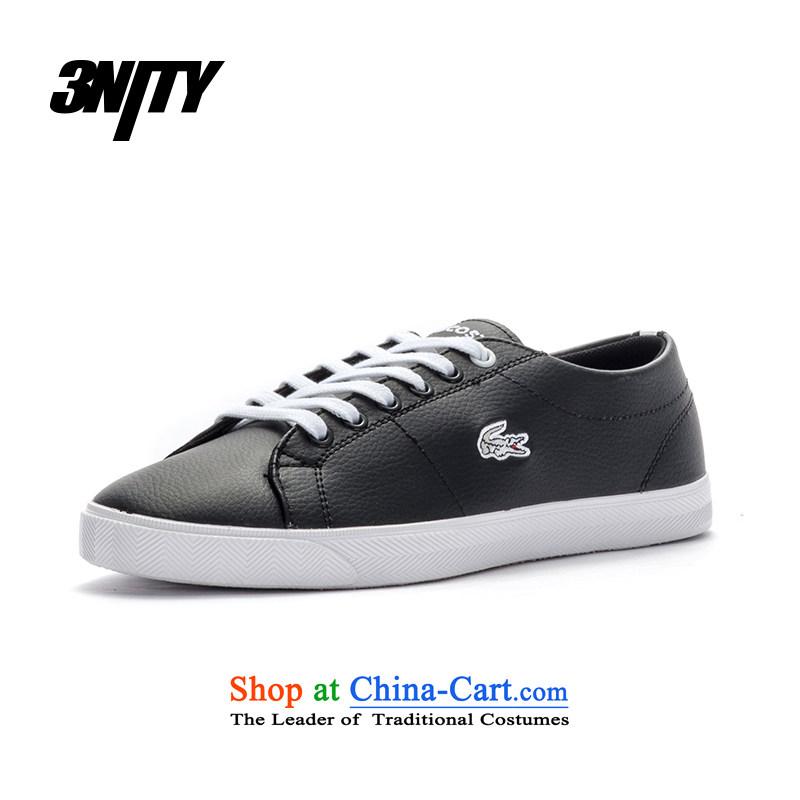 Lacoste/ Lacoste women shoes low leisure shoesMARCEL HTB SPJ BLK/L 2A2 37