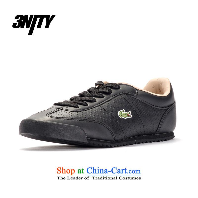 Lacoste/ Lacoste women shoes low breathable leisure shoes ROMEAU PIQ3 SPW BLK 02H 36