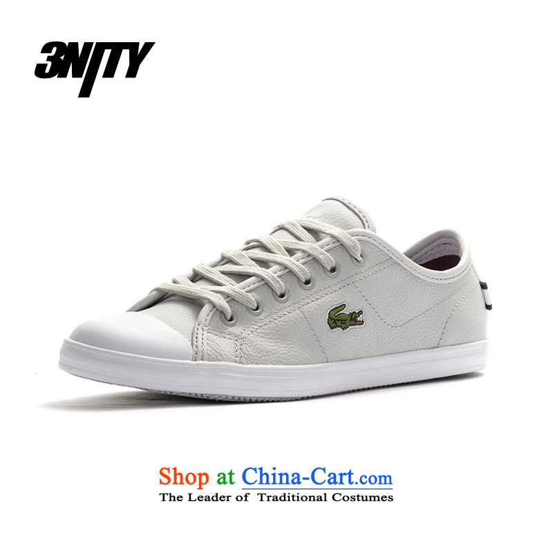 Lacoste/ Lacoste women shoes low cattle leather shoes ZIANE leisure SNEAKER CLS2 DB4 35 5,LACOSTE,,, shopping on the Internet