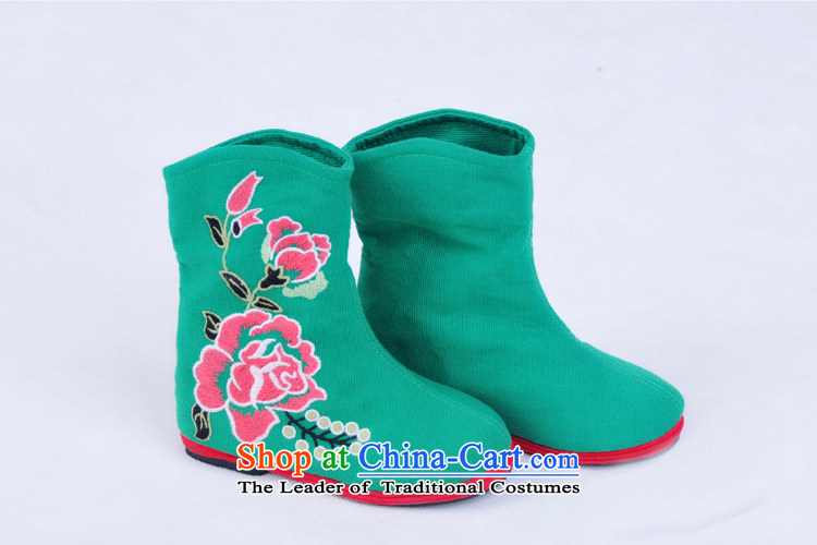 The end of the light of Old Beijing mesh upper ethnic Mudan increased within embroidery female bootsZCA, H02Red35 pictures, prices, brand platters! The elections are supplied in the national character of distribution, so action, buy now enjoy more preferential! As soon as possible.