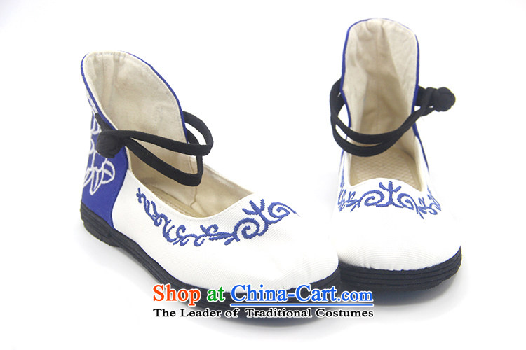 Is small and pure cotton hasp thousands of ethnic bottom embroidered shoesZCA1320cyan38 pictures, prices, brand platters! The elections are supplied in the national character of distribution, so action, buy now enjoy more preferential! As soon as possible.
