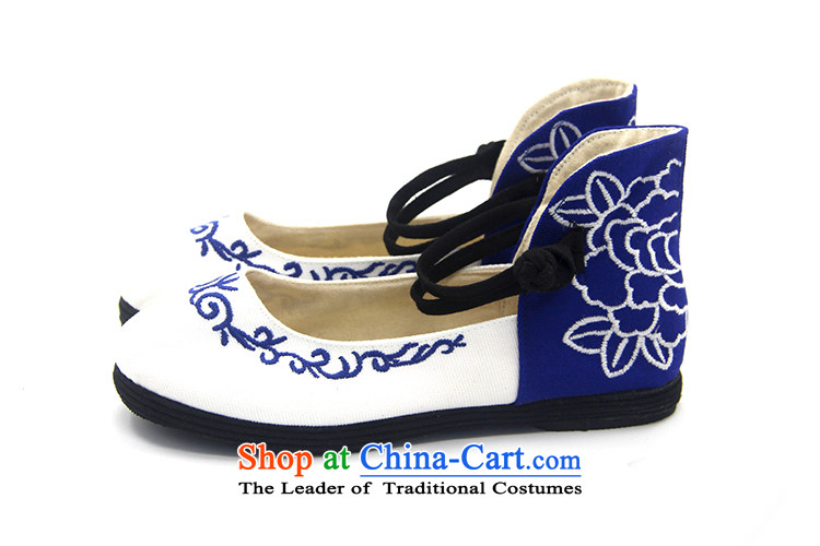 Is small and pure cotton hasp thousands of ethnic bottom embroidered shoes ZCA1320 cyan 38 pictures, prices, brand platters! The elections are supplied in the national character of distribution, so action, buy now enjoy more preferential! As soon as possible.