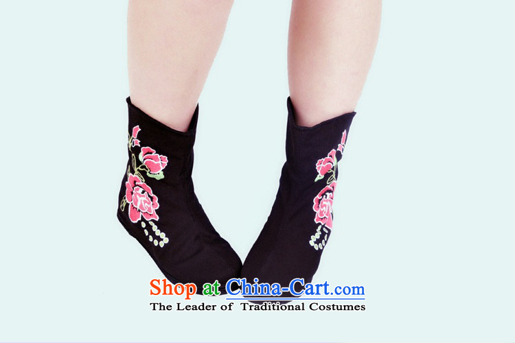 Is small and the old Beijing mesh upper ethnic Mudan increased within embroidery female boots ZCA, H02 Red 39 pictures, prices, brand platters! The elections are supplied in the national character of distribution, so action, buy now enjoy more preferential! As soon as possible.