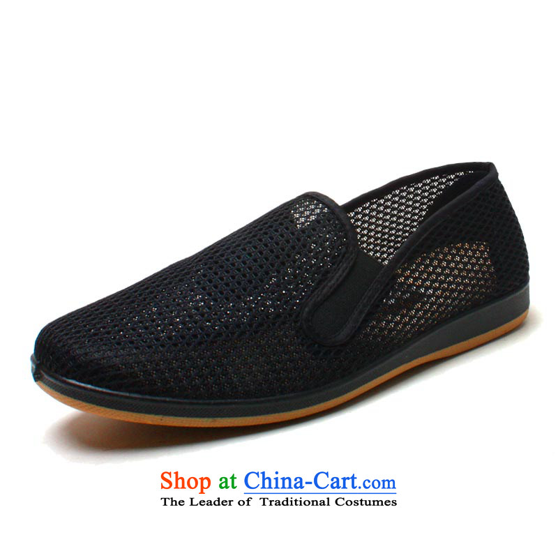 Yu Fu Xuan of Old Beijing Summer 2015 mesh upper new men mesh upper set foot shoes, casual comfortable father sandals web RMB 333,202.50 towel 42