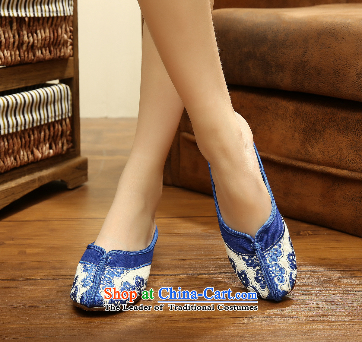 The autumn 2015 New shallow well the blue port mesh upper blue-embroidered shoes increased within the slope different from the old Beijing cloth slippers ethnic xhx red 37 pictures, prices, brand platters! The elections are supplied in the national character of distribution, so action, buy now enjoy more preferential! As soon as possible.