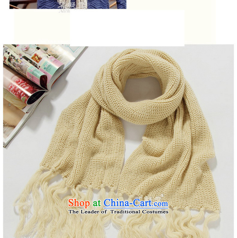 2015 Korean autumn and winter tsful new Thick Long Knitting scarves knitted Beijing Youth warm a watermelon red picture, prices, brand platters! The elections are supplied in the national character of distribution, so action, buy now enjoy more preferential! As soon as possible.