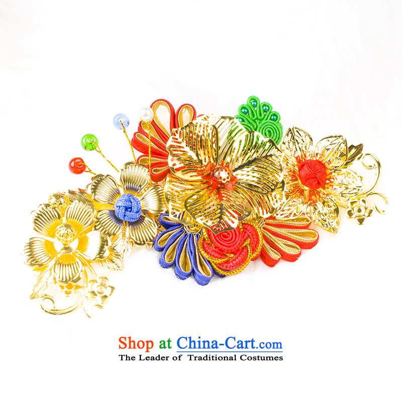 Water & bridal costume Head Ornaments qipao Sau Wo services furnished to the highest posts trim head Bong-flower ancient style jewelry
