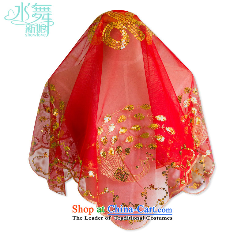Water & marriages d lid Chinese wedding red peacock, Palau 60cm-80cm-hi