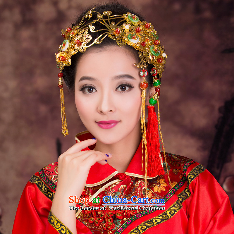 聽The new Chinese retro mslover Head Ornaments bride-soo wo service was adorned with old knick-bong of Crown聽GS141204, Name No. Lisa (MSLOVER) , , , shopping on the Internet