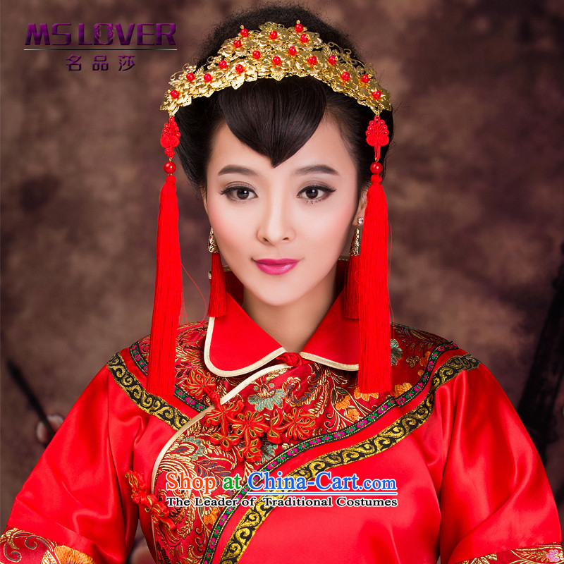 Chinese qipao-soo mslover bride services hair accessories for Wo costume jewelry and ornaments classical marriage was adorned with聽GS141207 edging