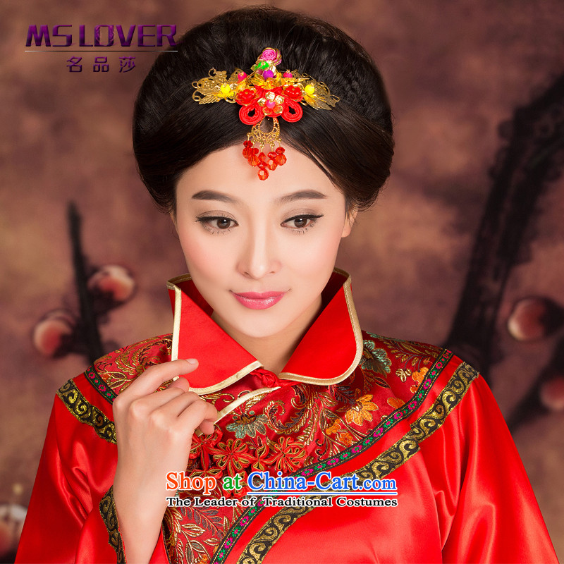 Mslover聽costume head ornaments of the AFC Champions ornaments Bong-wedding gift qipao Chinese marriage Soo Wo Service accessories for ornaments聽GS141210