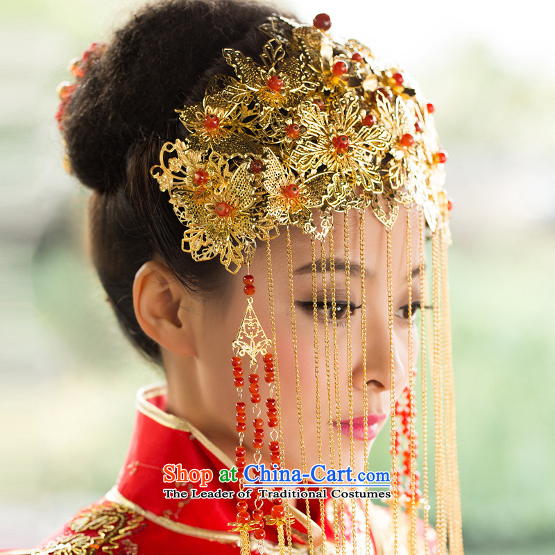 The new Chinese retro mslover Fung Sau Wo Crown bridal services for international accessories and ornaments Sufa Koon GS141215, stream of Lisa (MSLOVER) , , , shopping on the Internet