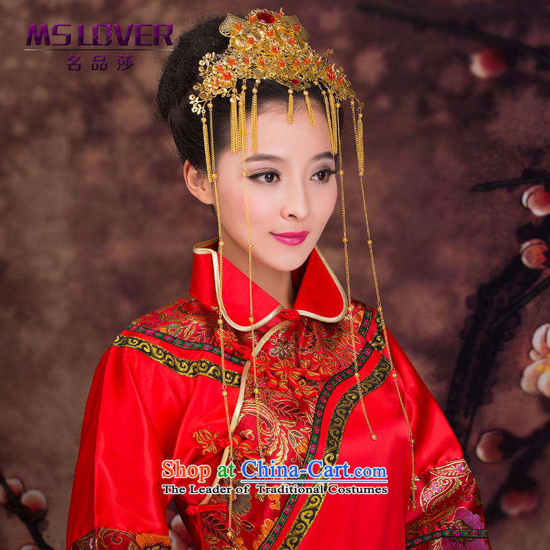 聽New Old mslover accessories to the Dragon Championship Chinese brides Fung also Head Ornaments Soo-Wo Service Head Ornaments Sufa Koon聽GS141220 flow