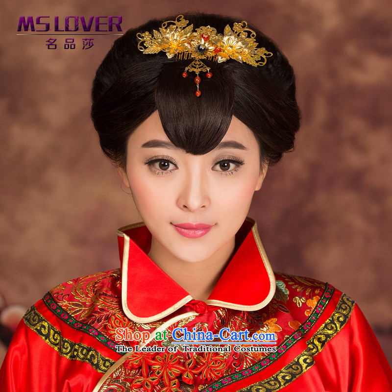 聽The new Chinese marriage mslover red head ornaments of the bride-soo ornaments costume Wo Service was adorned with antique GS141228