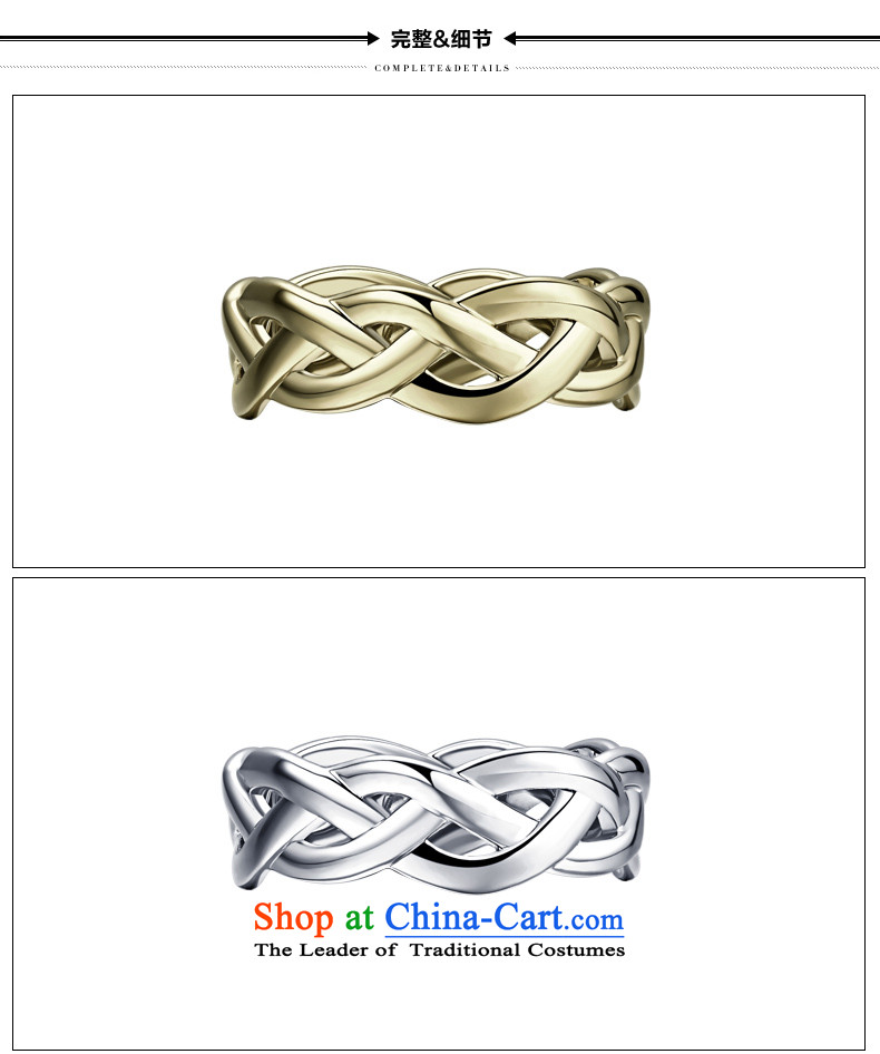 Gold plated rings stylish RSNY jewelry female personality simple and classy engraving couples to Ring Ring Valentine's Day Gift girlfriend RS033 18K White Gold-plated Code 5/China 9 pictures, prices, brand platters! The elections are supplied in the national character of distribution, so action, buy now enjoy more preferential! As soon as possible.