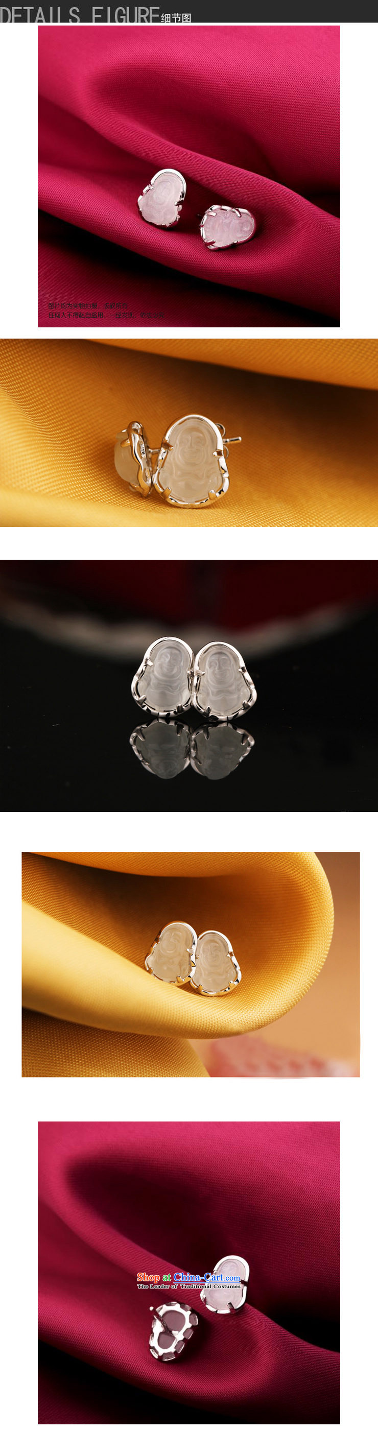 Mai Gigi Lai China Wind 925 silver smile on the Normally Open Day Maitreya ears pierced new products new year gift picture, prices, brand platters! The elections are supplied in the national character of distribution, so action, buy now enjoy more preferential! As soon as possible.