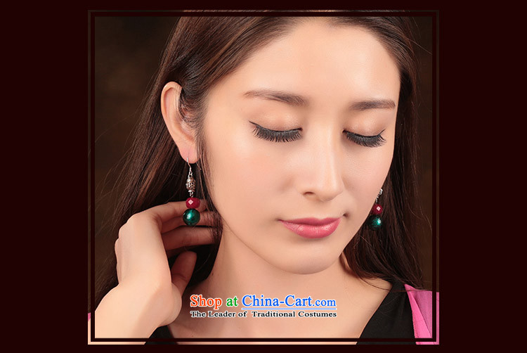 Glass Classical Chinese earrings sheikhs wind ears pierced ears female retro-ornaments of ethnic fall arrester for examination by the EAR 925_ANTI-ALLERGY plus 2 million picture, prices, brand platters! The elections are supplied in the national character of distribution, so action, buy now enjoy more preferential! As soon as possible.