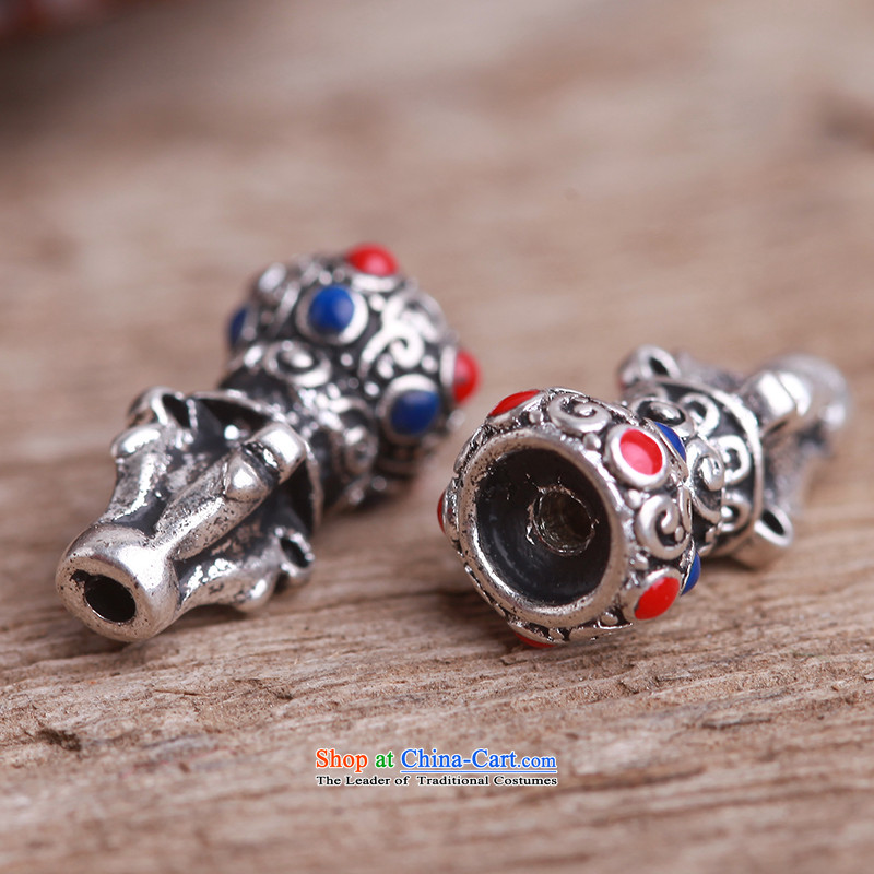 The gold and silver ancient Tibetan-mt ringing law tee stupa DIY bead accessories with possession of silver accessories retro every large beads), a Church of Jim (13*24mm) shopping on the Internet has been pressed.