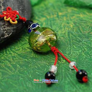 Mai Gigi Lai traditional craftwork decorations patterned glass hanging sands DIY creative cell phone new promotions