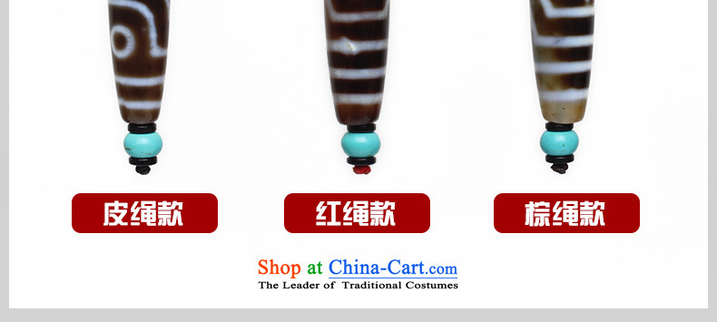 Cheung Kok Ancient Tibetan Dzi Beads Set the Pharmaceutical Law that Tibet bottle and three-eyed Dzi Agate Pendant Mount sub diy bead bracelets jewelry accessories finished red, pendants picture, prices, brand platters! The elections are supplied in the national character of distribution, so action, buy now enjoy more preferential! As soon as possible.