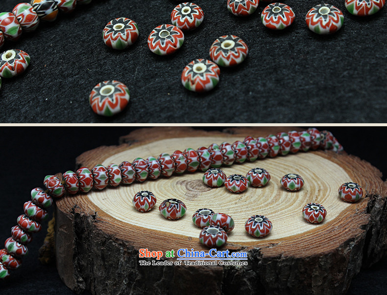 As a result of high Nepal ancient euthanasia glass beads mt bead with Pearl River Delta across the Pearl of the heat sink manually beaded DIY jewelry accessories style 3 spacers 8*5mm $25/10-2) picture (Sent, prices, brand platters! The elections are supplied in the national character of distribution, so action, buy now enjoy more preferential! As soon as possible.