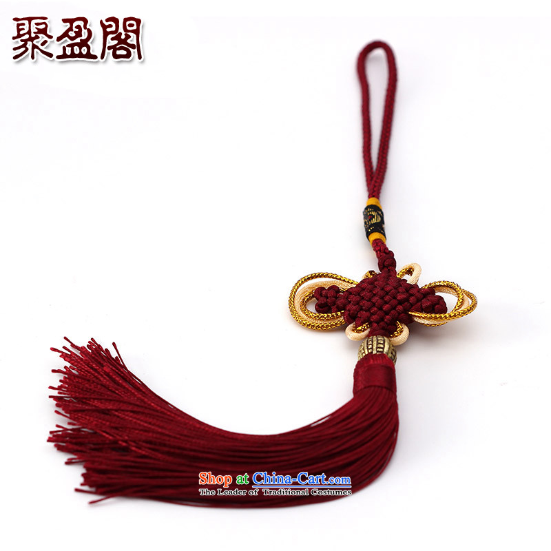 Successive gains Ascott International China well field in the design of the Phillips-head and contemptuous of hanging multi-color flow su tassels DIY Addendum Bourdeaux
