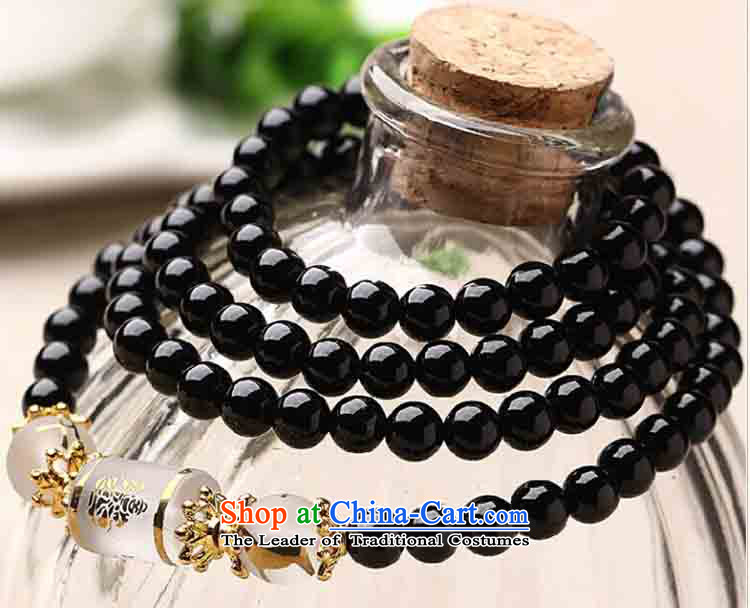 Gde black agate 108 bead bracelets on the fate of the zodiac couples hand chain multiple layers of men and women, the string of the Chinese zodiac dog + Open-license picture, prices, brand platters! The elections are supplied in the national character of distribution, so action, buy now enjoy more preferential! As soon as possible.
