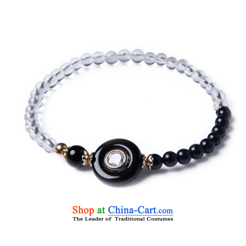 Phoenix Nirvana Hand chain female stylish and simple natural crystal hand string China wind sweet jewelry products