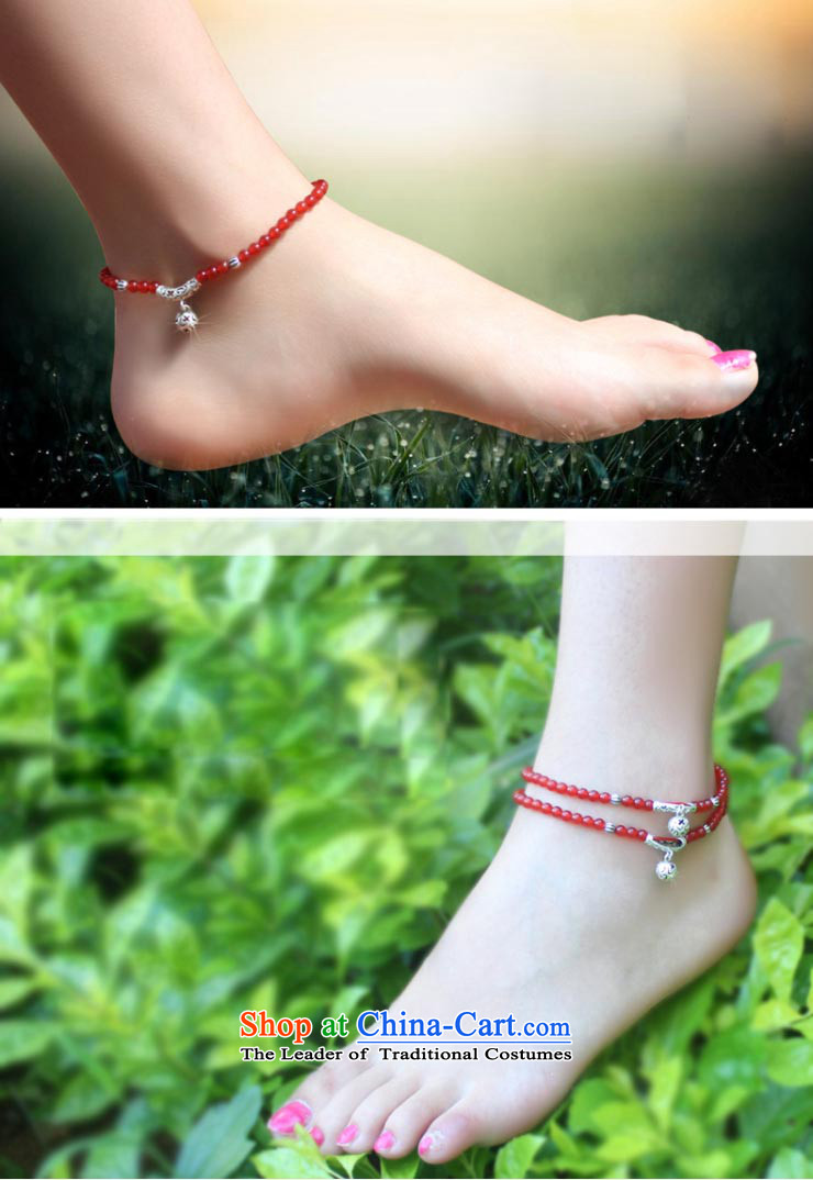 The OSCES925 Ngan Yin Tai Silver China wind Red Agate female stylish early summer chains for Valentine's day by the GIFT girlfriend short of chains /20CM perimeter of about picture, prices, brand platters! The elections are supplied in the national character of distribution, so action, buy now enjoy more preferential! As soon as possible.
