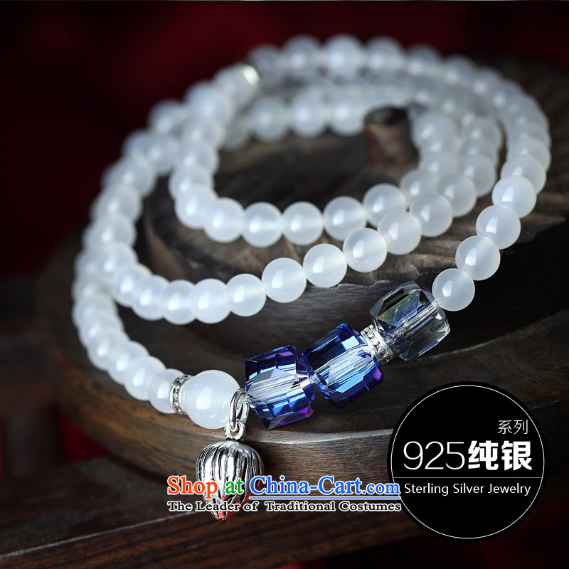 Phoenix Nirvana Hand chain female multi-tier Natural agate hand chain fashion jewelry AA073130810W, China wind Phoenix Nirvana , , , shopping on the Internet