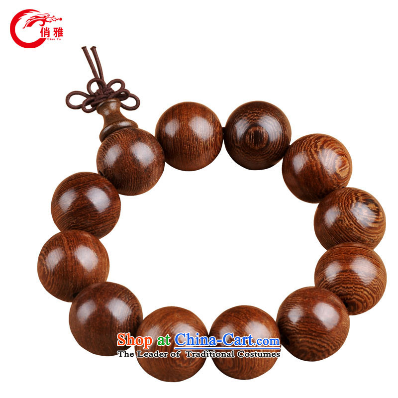 For Nga natural wenge bead 10-20MM TABLE hand bead wenge bead hand string wenge single ring bead bracelets China wind hand jewelry hand bead wenge 20MM