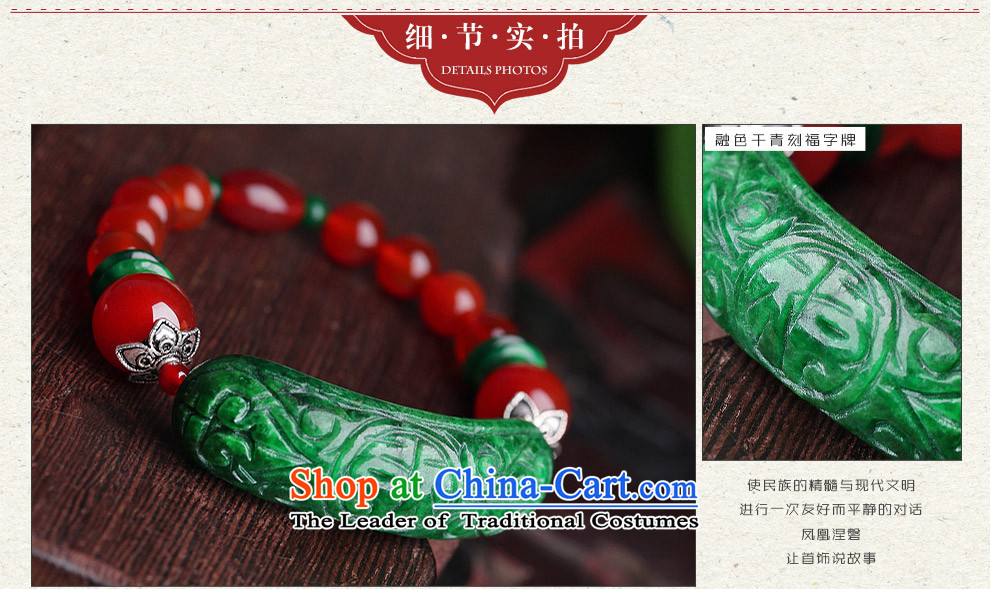 Phoenix Nirvana original hand chain female natural Red Agate stylish dry Tsing Hand chain China wind ornaments AA090131210W picture, prices, brand platters! The elections are supplied in the national character of distribution, so action, buy now enjoy more preferential! As soon as possible.