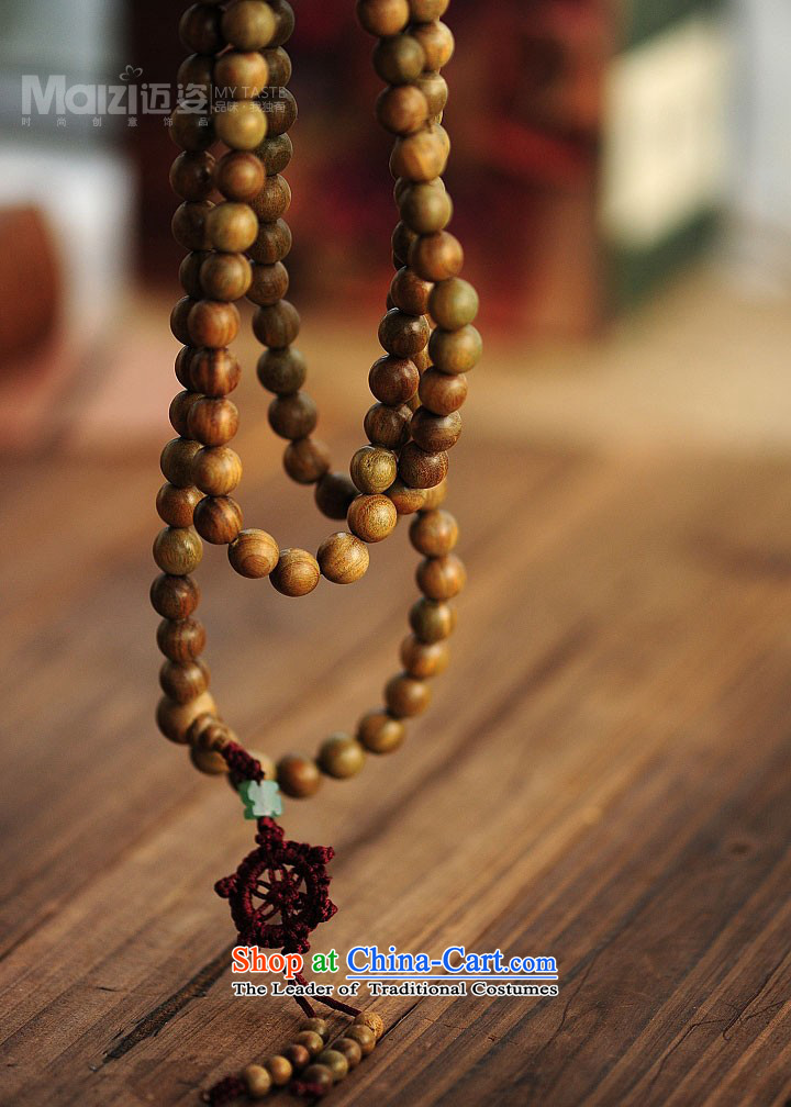 Gigi Lai at Mai green sandalwood 108 bead bracelets hand string China wind good) Original DIY bead picture, prices, brand platters! The elections are supplied in the national character of distribution, so action, buy now enjoy more preferential! As soon as possible.