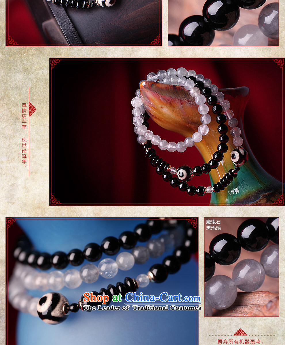 Phoenix Nirvana original hand chain female retro multi-storey dark cloud of agate crystal China wind manually DIY jewelryAA007140210WTUNG three layers of its hand chain picture, prices, brand platters! The elections are supplied in the national character of distribution, so action, buy now enjoy more preferential! As soon as possible.