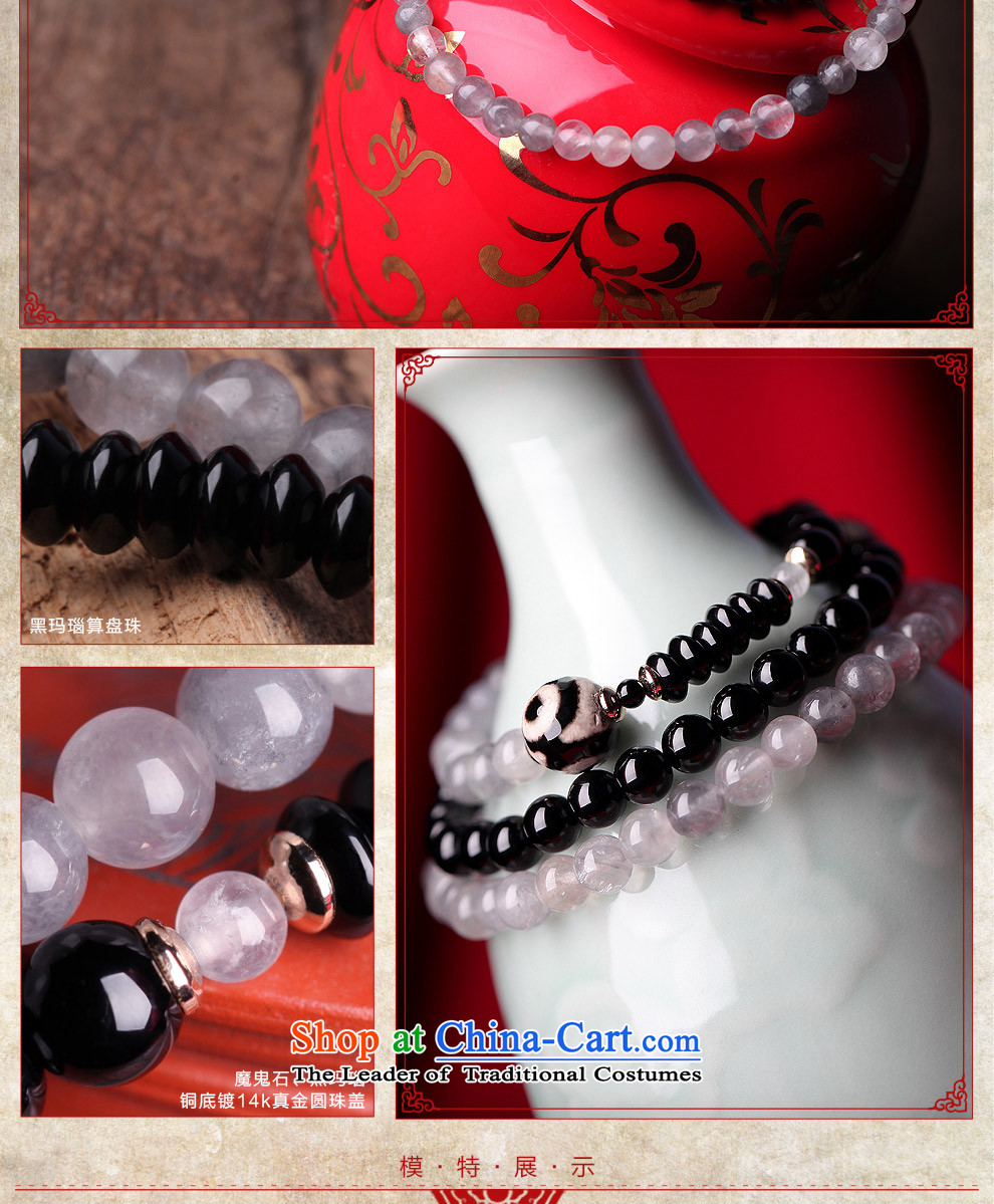 Phoenix Nirvana original hand chain female retro multi-storey dark cloud of agate crystal China wind manually DIY jewelry AA007140210W TUNG three layers of its hand chain picture, prices, brand platters! The elections are supplied in the national character of distribution, so action, buy now enjoy more preferential! As soon as possible.