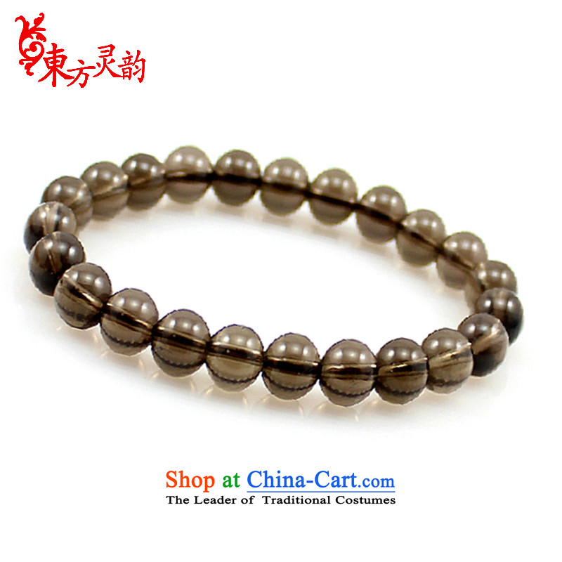 The East China wind hand following spirit string tea from Crystal 8mm Female Hand chain