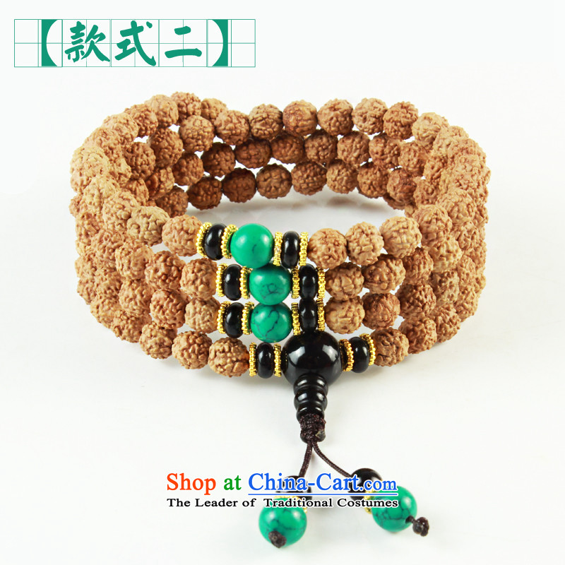 Set the original court-cheung seed 5 star small Vajra Bodhi sub peaches 108 screws that bead bracelets multi-tier Candida Albicans skewers with turquoise, a snake, set is the Chinese zodiac Cheung Kok shopping on the Internet has been pressed.
