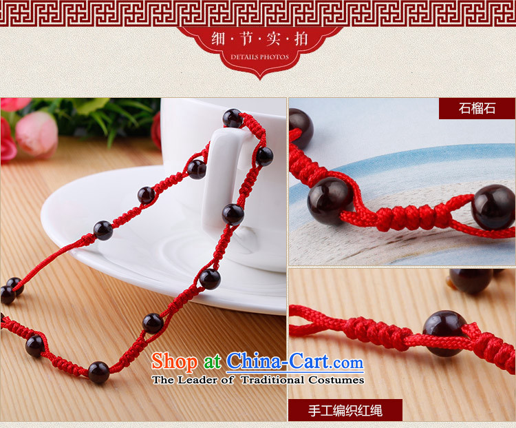 Covered in Namibia Red silver chains by order of the Board, the female crystal pomegranates stone hand woven China wind synthetic powder crystal ornaments, pomegranates pictures, prices of stone, brand platters! The elections are supplied in the national character of distribution, so action, buy now enjoy more preferential! As soon as possible.