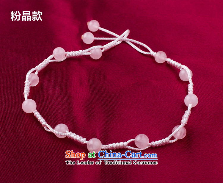 Covered in Namibia Red silver chains by order of the Board, the female crystal pomegranates stone hand woven China wind synthetic crystals toner powder crystal, pictures, prices, brand platters! The elections are supplied in the national character of distribution, so action, buy now enjoy more preferential! As soon as possible.