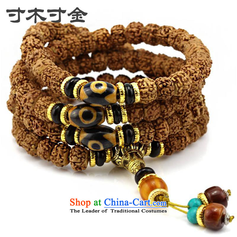 Inch inch of Tibetan style wooden piles low small Vajra Bodhi sub 108 screws that bead bracelets Candida Albicans peaches to string lapis hand pearl original seed D of the Chinese zodiac, Monkey