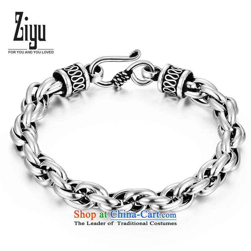 In the first China wind elegant 925 men silver jewelry hand chain jewelry stylish boys men ornaments in connection with g