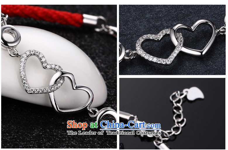 -925 silver bracelet women red series bulleetin jewelry jewelry female China wind gift hand chain picture, prices, brand platters! The elections are supplied in the national character of distribution, so action, buy now enjoy more preferential! As soon as possible.