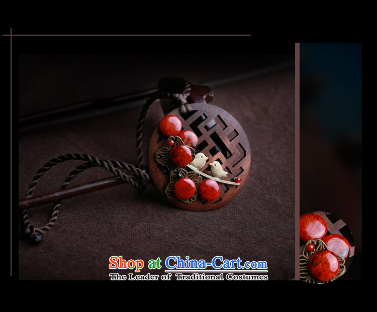 The smoke of the Gangnam short clavicle necklace national retro China wind carved wood antique decorated court female custom length (write messages to a specific size of pictures), prices, brand platters! The elections are supplied in the national character of distribution, so action, buy now enjoy more preferential! As soon as possible.