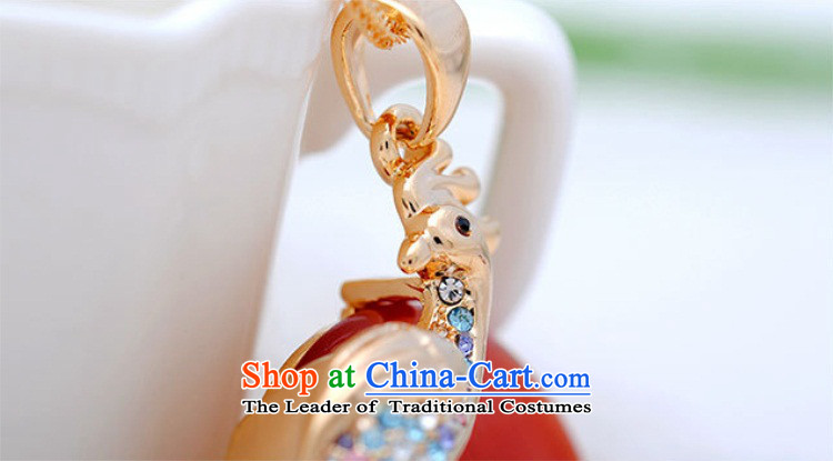 Kim Taek-Long Shong Happy Golden Phoenix Red Cat Eye Pendant sweater link wall hangings happiness chinese red picture, prices, brand platters! The elections are supplied in the national character of distribution, so action, buy now enjoy more preferential! As soon as possible.