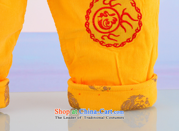 15 Tang dynasty baby new year-old dress for winter load boy folder thin cotton clothes China wind clothing 5428 Yellow聽80 pictures, prices, brand platters! The elections are supplied in the national character of distribution, so action, buy now enjoy more preferential! As soon as possible.