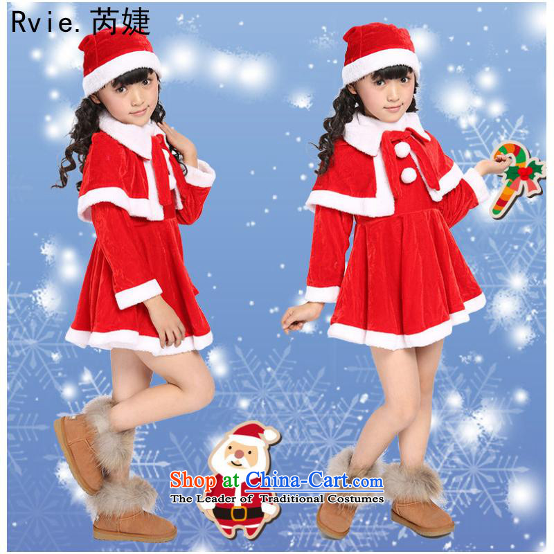 Christmas Clothing Children Dressed For Boys And Girls Will Show Halloween Clothes Men 110cm Santa