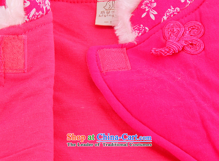 Winter new girls out of Tang Dynasty shawl qipao thick warm Tang replacing two kits children Tang dynasty 5195 Red90 pictures, prices, brand platters! The elections are supplied in the national character of distribution, so action, buy now enjoy more preferential! As soon as possible.