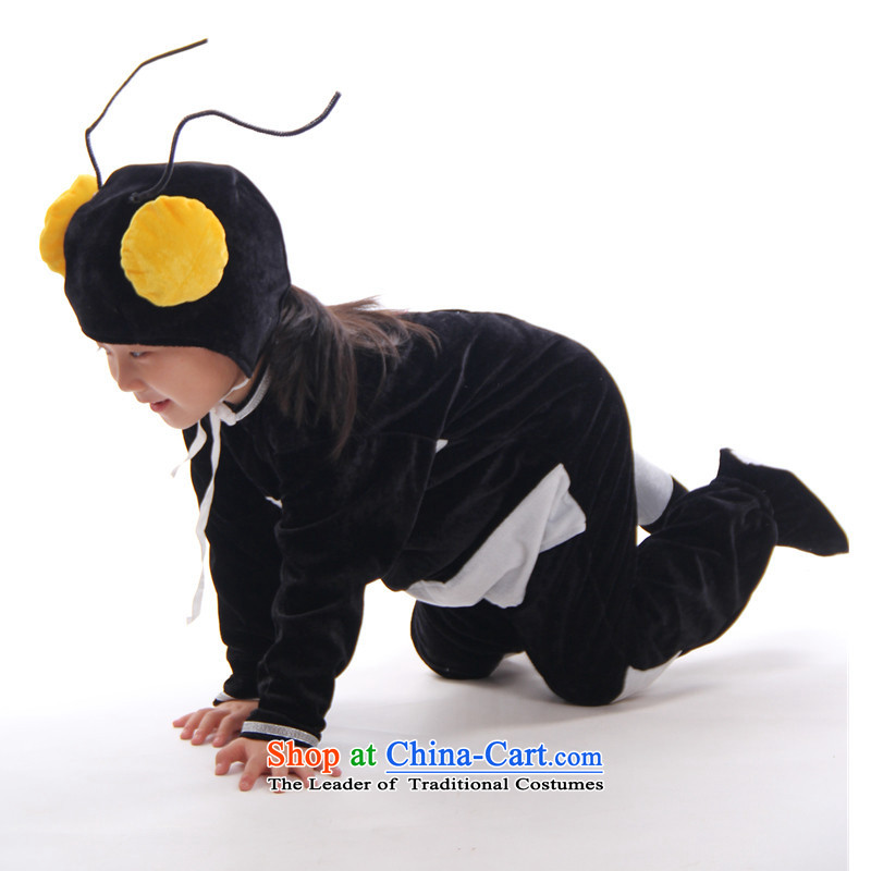 Children animal clothing early childhood Omiya Ardija ants chicken hen duck penguin frog Sorok performances showing long-sleeved clothing dance chicken聽120cm(120 recommendations 108-117 kit), Crown monkey.... Standing Online Shopping
