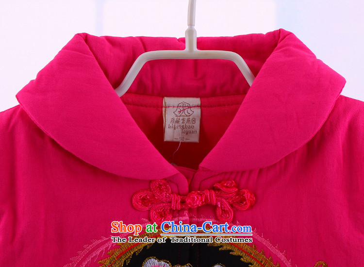 Tang Dynasty Children baby girl Tang Dynasty Tang dynasty winter coat warm winter thick Tang Dynasty Suit 5157 Red 80 pictures, prices, brand platters! The elections are supplied in the national character of distribution, so action, buy now enjoy more preferential! As soon as possible.